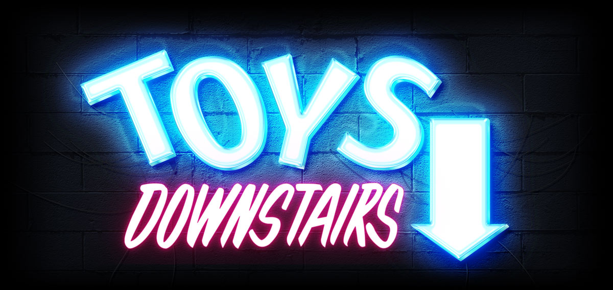 Toys Downstairs